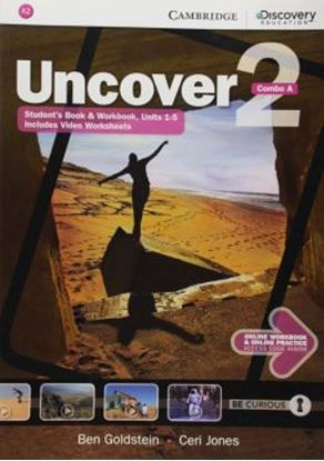 Imagem de UNCOVER 2A COMBO SB WITH ONLINE WB AND ONLINE PRACTICE