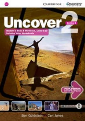 Imagem de UNCOVER 2B COMBO SB WITH ONLINE WB AND ONLINE PRACTICE