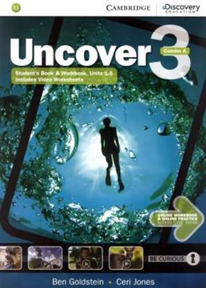 Imagem de UNCOVER 3A COMBO SB WITH ONLINE WB AND ONLINE PRACTICE