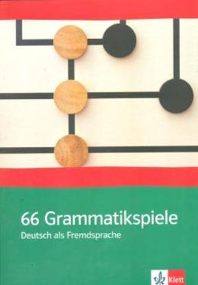 Imagem de 66 GRAMMATIKSPIELE - DEUTSCH ALS FREMDSPRACHE