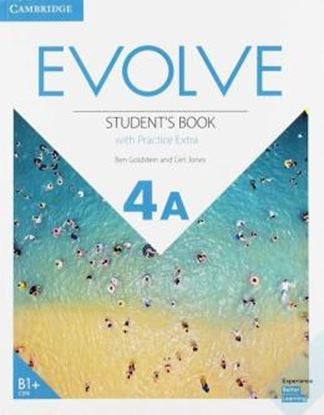 Imagem de EVOLVE 4A - STUDENT´S BOOK WITH PRACTICE EXTRA